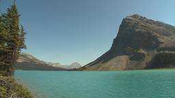 HD2009-8-21-14 mountain lake Stock Video Footage