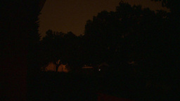 HD2009-8-22RC-12 night thunderstorm lightning Footage