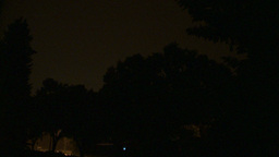HD2009-8-22RC-16 night thunderstorm lightning forks Footage