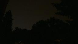 HD2009-8-22RC-22 night thunderstorm lightning Stock Video Footage