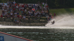 HD2009-8-23-4RC water ski comp stunt barefoot Footage