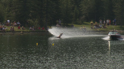 HD2009-8-23-22RC water ski comp female wipeout last sec Footage