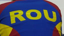 HD2009-12-1-34 Speed skate Romania jacket Footage