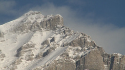HD2009-1-1-38 Banff town Z Stock Video Footage