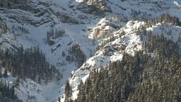 HD2009-1-1-40 Banff norquay Stock Video Footage