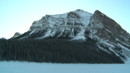 HD2009-1-6-23 Lake Louise icon shot pan Footage