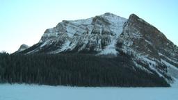 HD2009-1-6-23 Lake Louise icon shot pan Footage
