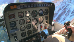 HD2009-1-7-3 heli gauges cockpit Footage