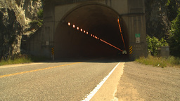 HD2009-7-1-1 Yale tunnel 2hot Stock Video Footage