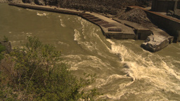 HD2009-7-1-9 hells gate canyon fish ladder Footage