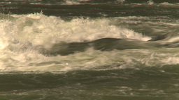 HD2009-7-1-37 whitewater rapids Stock Video Footage