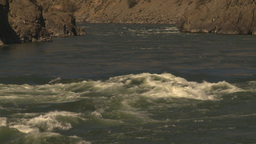 HD2009-7-1-39 whitewater rapids Stock Video Footage