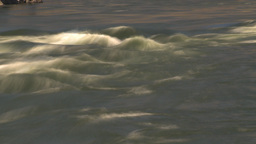 HD2009-7-1-41 whitewater rapids TL Stock Video Footage