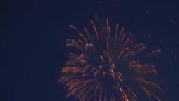 HD2009-7-2-9 fireworks effects Footage