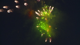 HD2009-7-2-11 fireworks Stock Video Footage