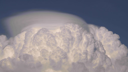 HD2009-7-7-3 clouds thunderhead top boiling TL Stock Video Footage