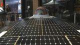 HD2009-7-8-8 Solar Car Montage stock footage