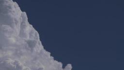 HD2009-7-8-22 cloudscape TL Stock Video Footage