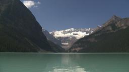 HD2009-7-9-2 Lake Louise Z Stock Video Footage