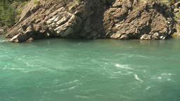 HD2009-7-13-11 river and cliff Footage