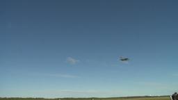 HD2009-6-2-4 alphajet takeoff Stock Video Footage