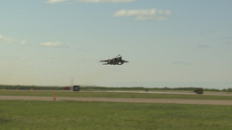 HD2009-6-2-22 F15 Eagle takeoff Stock Video Footage