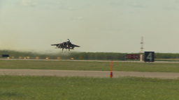 HD2009-6-2-26 F15 Eagle takeoff Stock Video Footage