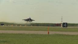 HD2009-6-2-26 F15 Eagle takeoff Stock Video Footage