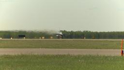 HD2009-6-2-31 F16 Falcon takeoff Stock Video Footage
