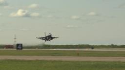 HD2009-6-2-43 F16 Falcon takeoff Footage