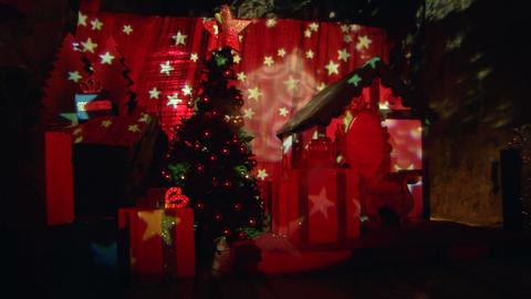 Santa Claus cave 02 Footage