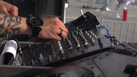 DJ Groove Bit Footage