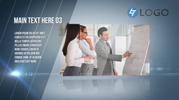 Clean Corporate After Effects Template
