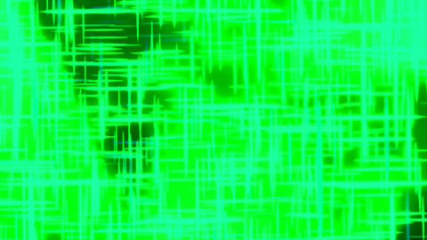 Green Abstract Data Spark Motion Background Loop Animation