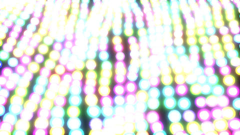 Light ocean grid flow pattern abstract background Animation