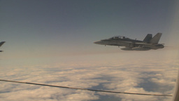HD2009-6-4-2 Aerial F18 Stock Video Footage