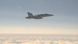 HD2009-6-4-14 Aerial F18 Stock Video Footage