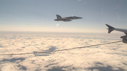 HD2009-6-4-16 Aerial F18 Stock Video Footage