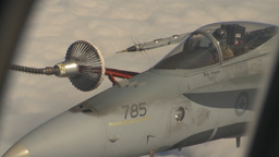 HD2009-6-4-20 Aerial F18 refuel Footage