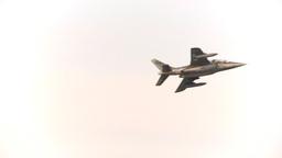 HD2009-6-6-1 Alphajet fly Stock Video Footage