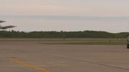 HD2009-6-6-15 F18 takeoff Stock Video Footage
