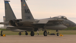 HD2009-6-6-39 apron F15 line Stock Video Footage