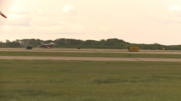 HD2009-6-6-67 F16 takeoff Stock Video Footage