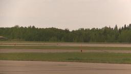 HD2009-6-6-73 F16 takeoff Stock Video Footage