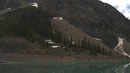 HD2009-6-9-2 Moraine lake pan Footage