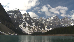 HD2009-6-9-4 Moraine lake Stock Video Footage