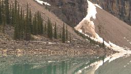 HD2009-6-9-14 Moraine lake Stock Video Footage