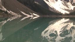HD2009-6-9-16 Moraine lake Stock Video Footage