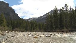 HD2009-6-9-24 Mountain stream Footage