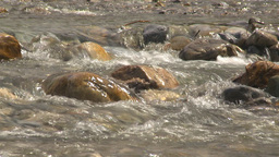 HD2009-6-9-26 Mountain stream Stock Video Footage